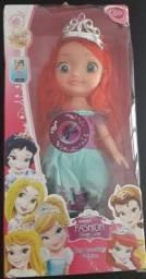 Boneca Princesas