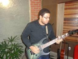 Título do anúncio: Aulas de Violão e Guitarra (Leia a Descrição)
