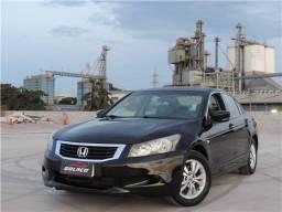 Honda Accord 2009 2.0 lx 16v gasolina 4p automático
