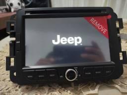 Título do anúncio: Multimedia original Jeep Renegade