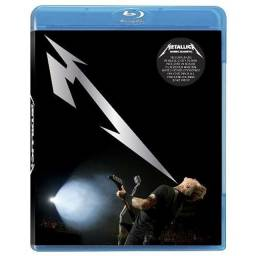 Blu-ray- Metallica Quebec Magnetic