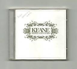 Título do anúncio: Cd - Keane - Hopes And Fears - Usado
