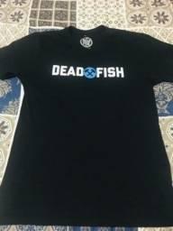 Camiseta da Banda Dead Fish