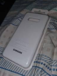 Capa Led lacrada do Samsung galaxy s10e