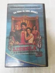 Filme Nacional - Lisbela e o Prisioneiro Dublado fita Cassete VHS