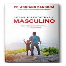 Livro Curar e Restaurar o Masculino
