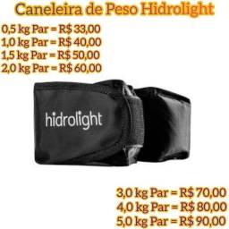 Caneleiras de peso Hidrolight