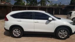 CRV Honda LX 2.0 branco - 2012