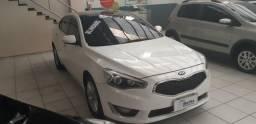 Kia Motors Cadenza blindado - 2014