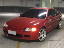 Honda Civic Coupe 1.6 Manual EXS Top, Km Baixa, Teto Solar, Rodas 17