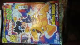 Revista heróis, Anime Do E Heróis do Futuro - CVZ