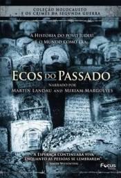 Dvd ecos do passado, martin landau, holocausto raro