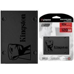 SSD Kingston 120GB, Original, novo, lacrado com garantia