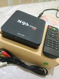 TV Box 4K 3Gb RAM 32Gb Quad-Core S905X - Docooler M9s-Pro