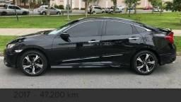 Honda Civic 1.5 Touring Turbo Aut. 4p - 2017