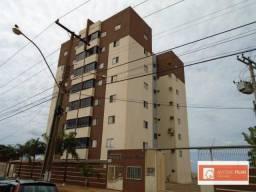 Apartamento de 3 quartos sendo 1 suíte, condomínio fechado em Águas Lindas ? Ed. Parque da
