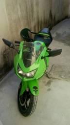 Moto Kawasaki ninja 250 - 2011