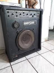 Troco caixa amplificada