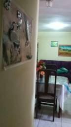 Vendo apartamento quitado reformado com 3 quartos em novo gama