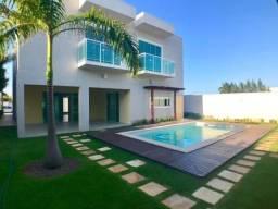 Casa Duplex no Alphaville Porto das Dunas / 480m² / 05 suítes / 04 vagas - CA0741