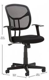 AmazonBasics Mid-Back Mesh Cadeira