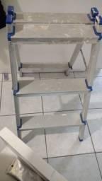 Vendo escada de alumínio 3 degraus