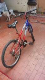 Vendi bicicleta caloi
