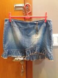 Saia jeans Vide Bula