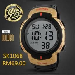 Relógio Masculino Skmei 1068 Digital Esportivo Original Aceitamos Cartões em 2x