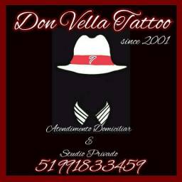 Don Vella Tattoo