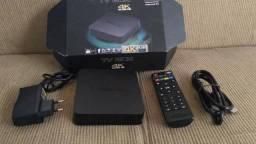 Tv box Android mxq 4k