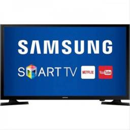 "Smart tv 32"" Samsung led Garantia nota fiscal"