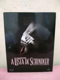 Box blu-ray A lista de Schindler