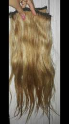 3 telas cabelo humano