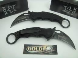Faca Canivete Militar Karambit Fox Knifes