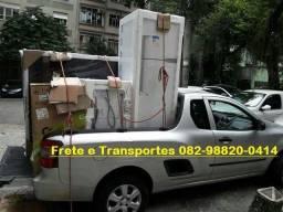 Frete e Carretos Pequenas Mudanças Ligue whatsapp Oi 082 98820-0414/ TIM 082-99833-017