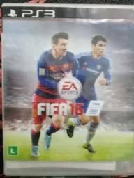 Vendo ou troco jogo FIFA 16 para ps3