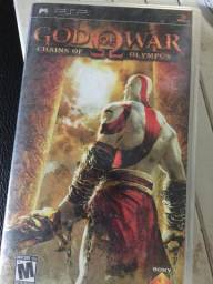 God of War - Chains of Olympus (mídia física PSP)