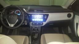 Toyota Corolla GLI 2018(automático) R$ 70.300,00 - 2018