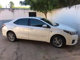 Corolla 2015 XEI Branco Perolizado 62 mil km - 2015