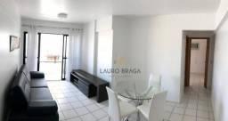 Apartamento com 3 dormitórios à venda, 76 m² por R$ 340.000 - Jatiúca - Maceió/AL