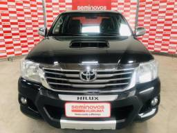 TOYOTA HILUX 3.0 SRV TOP 4X4 CD 16V TURBO INTERCOOLER DIESEL 4P AUTOMATIC. - 2014