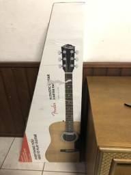 Violão Fender comprado na Europa - Aceito troca