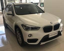BMW X1 2015/2016 2.0 16V TURBO GASOLINA SDRIVE20I X-LINE 4P AUTOMÁTICO - 2016