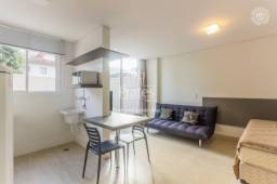 Apartamento para alugar com 1 dormitórios em Alto da rua xv, Curitiba cod:5736