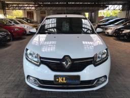 Renault- Logan Dynamique 1.6 8v Flex (Impecável, Seminovo) - 2015