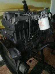 Motor MWM X10 - 4 Cilindros