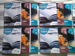 Coleção Apostilas Multiplo & Conexia p/ enem e vestibular