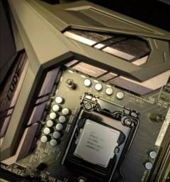 Kit i7 7700k + maximus ix code