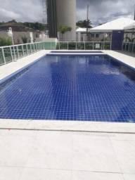 Apartamento para alugar com 2 dormitórios em Boa união (abrantes), Camaçari cod:JS357